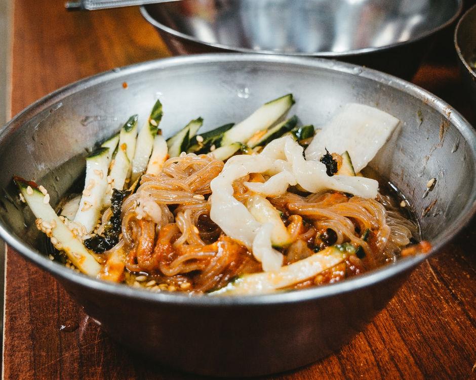 корейская кухня Сахалина