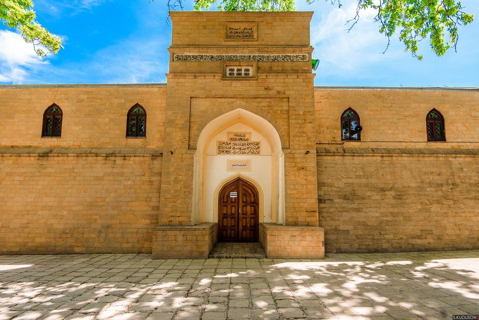 Джума-мечеть Дербент