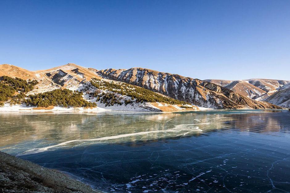 Озеро Казеной-Ам