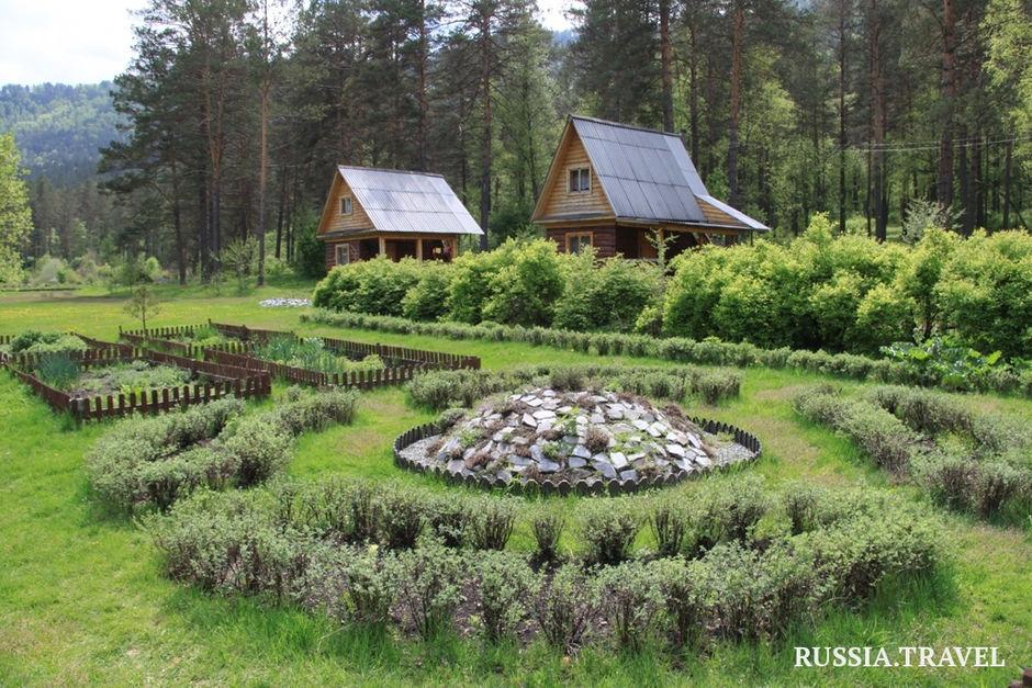 Горно-Алтайский ботаническийсад