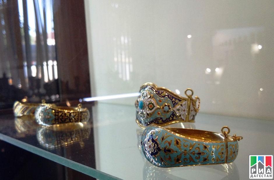 Ювелирные украшения из Дагестана
