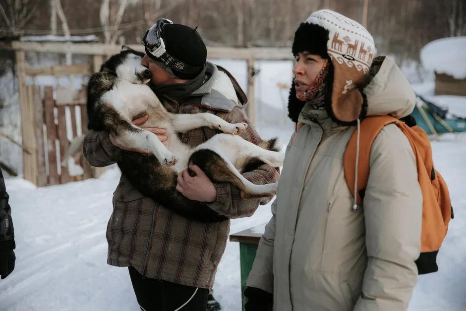 Питомник снежные псы