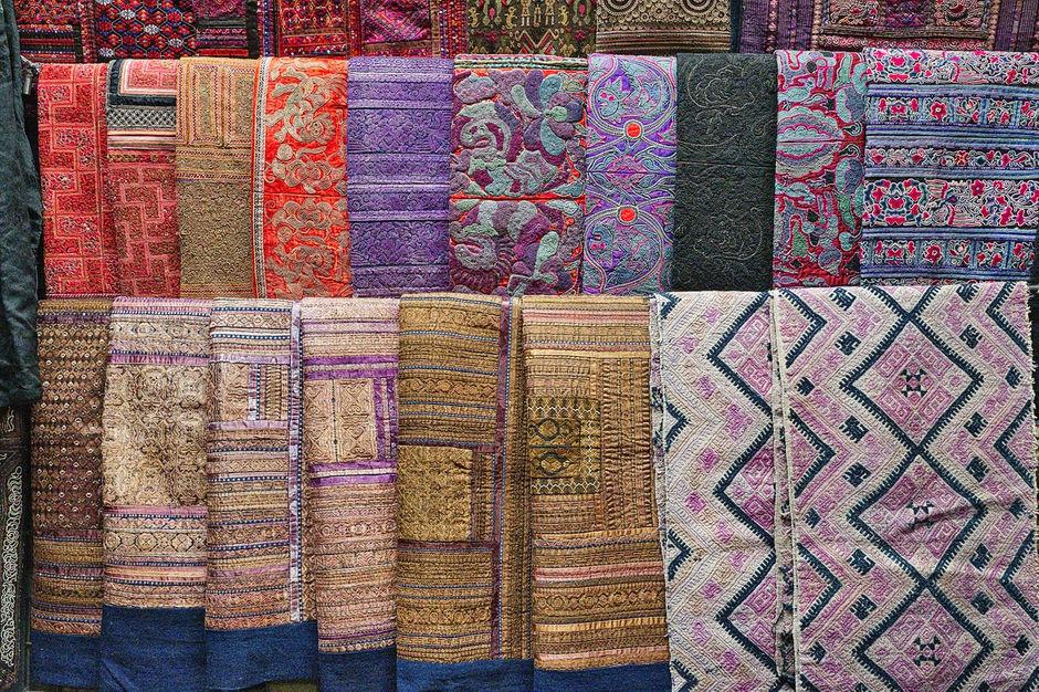 Адыгейские ковры