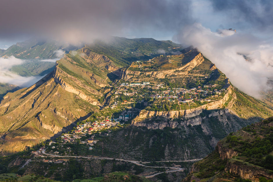 Гора Ахульго