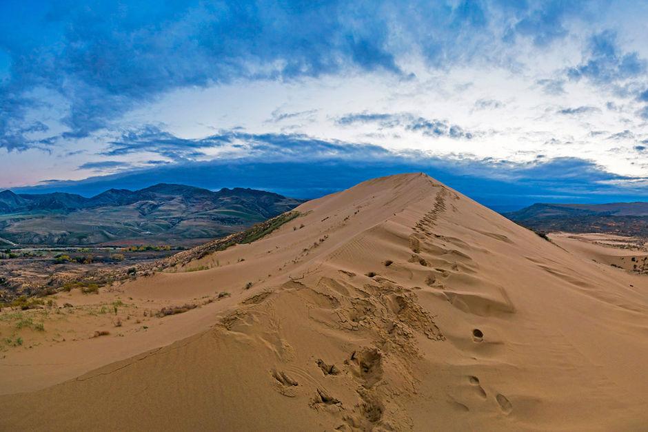 Пески бархана