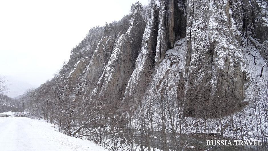 Ассинское ущелье
