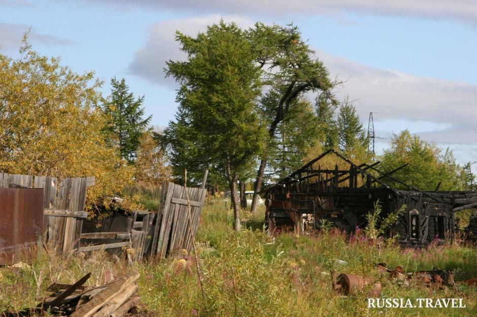 Заброшенные места Урала