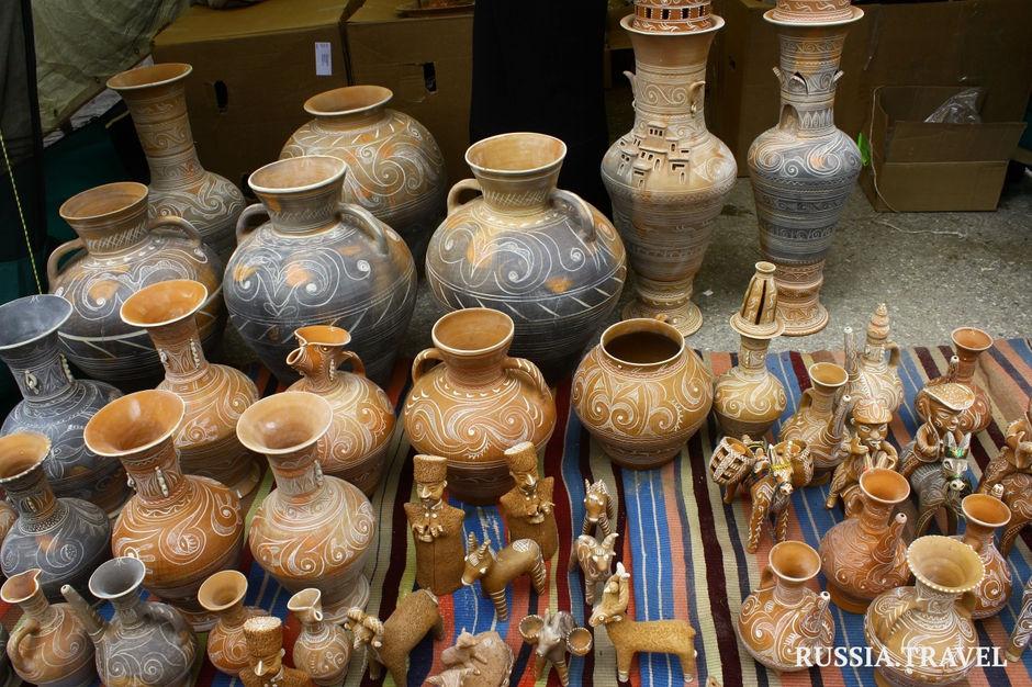 Керамика Дагестана