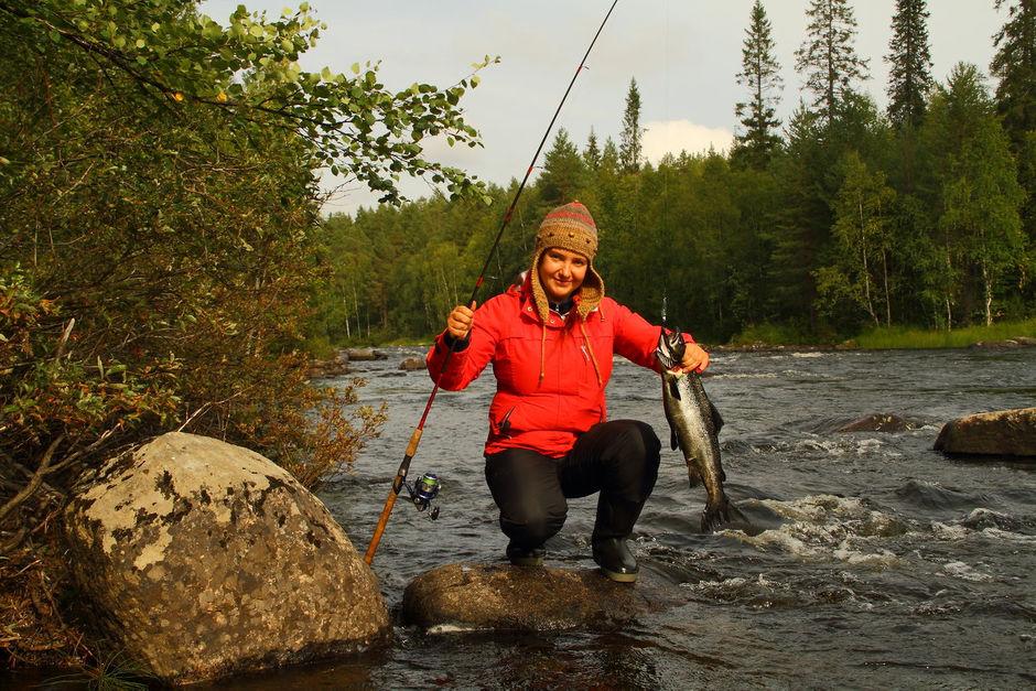 Карельская рыба