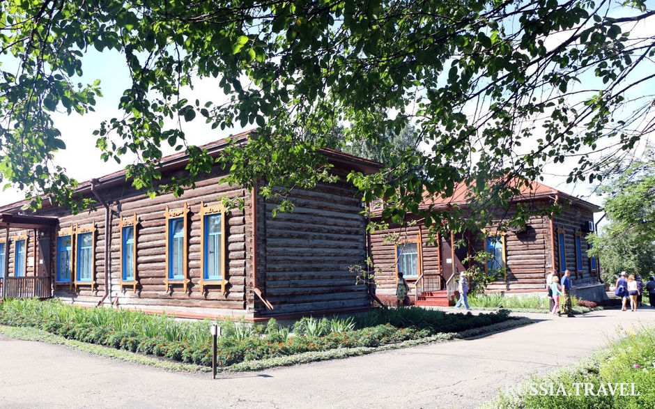 музей Василия Макаровича Шукшина