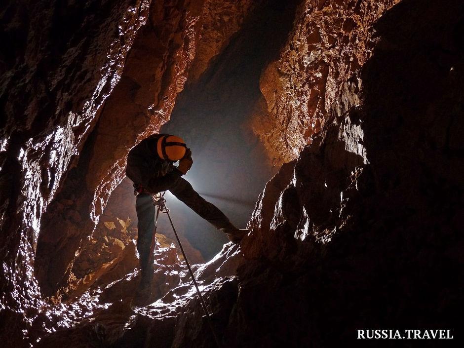 Киселевская пещера