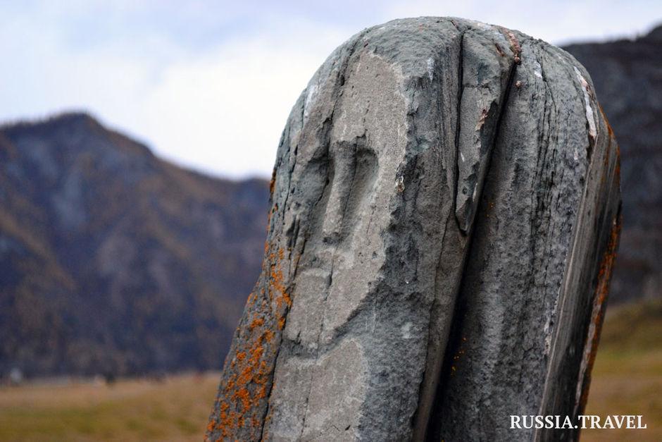 Каменный воин