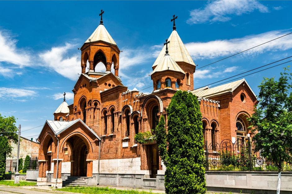 Армянская апостольска церковь Григория Просветителя