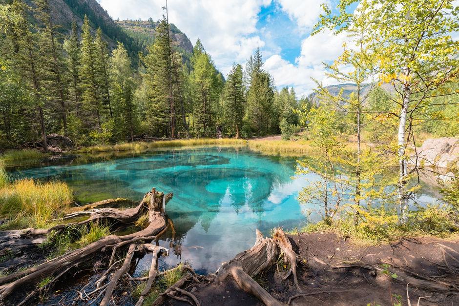 Гейзеровое озеро