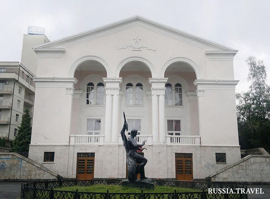 Государственный театр оперы и балета РСО-Алания
