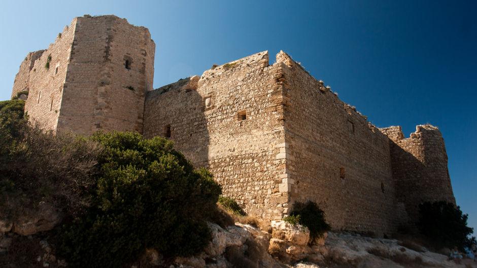 Крепость «Семи братьев и одной сестры»