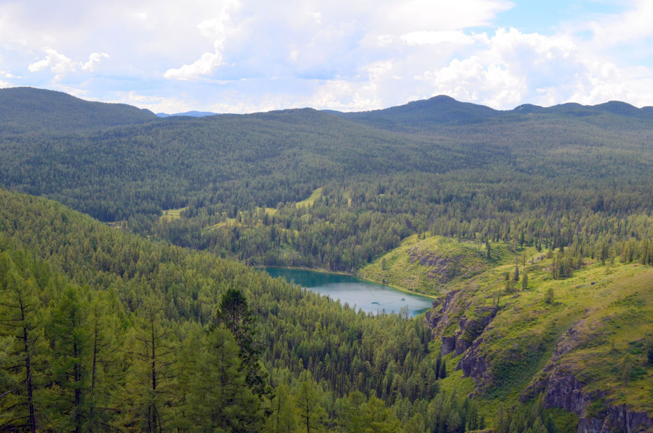 Улаганские озёра