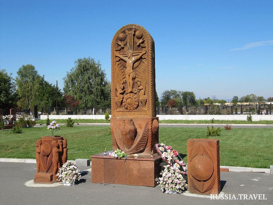 Мемориальный комплекс «Город Ангелов»