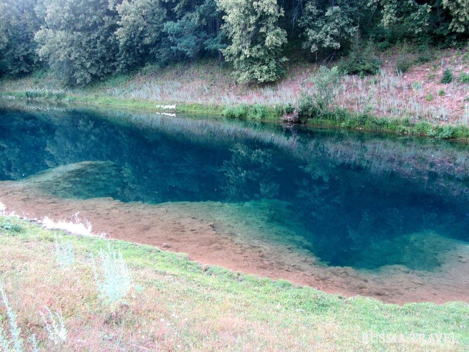 Озеро-источник Сарва