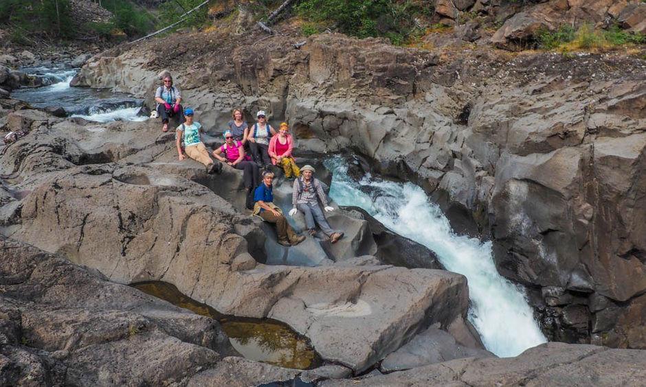 Водопад Галдоридон