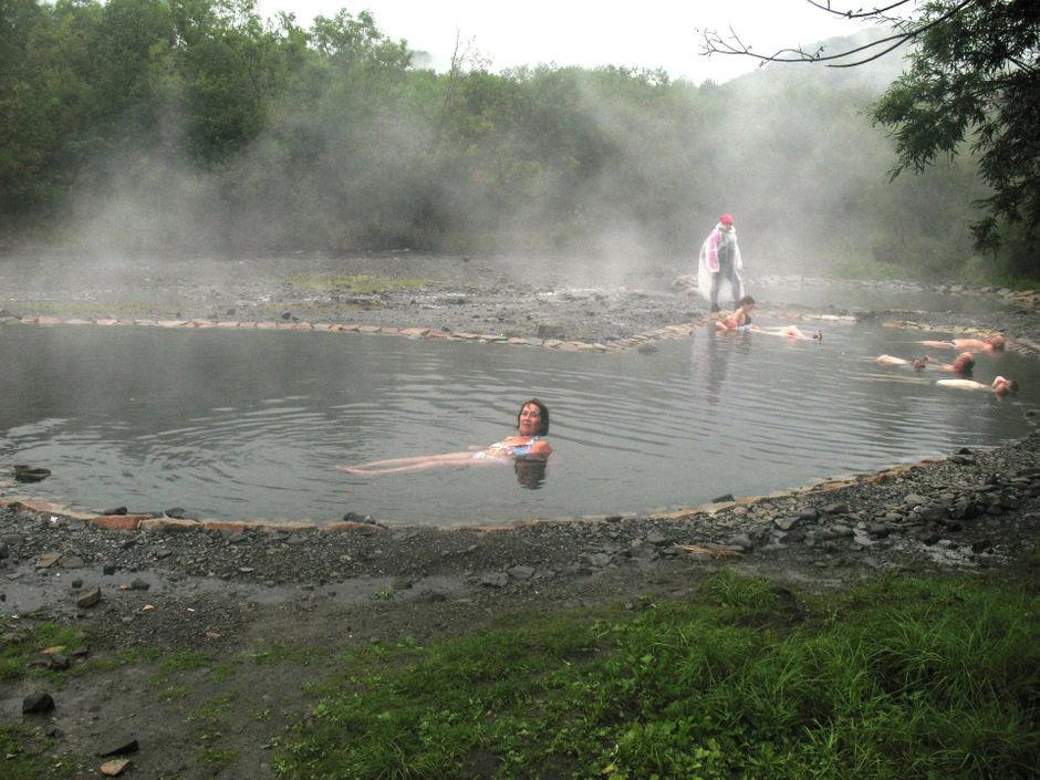 Малкинские горячие источники