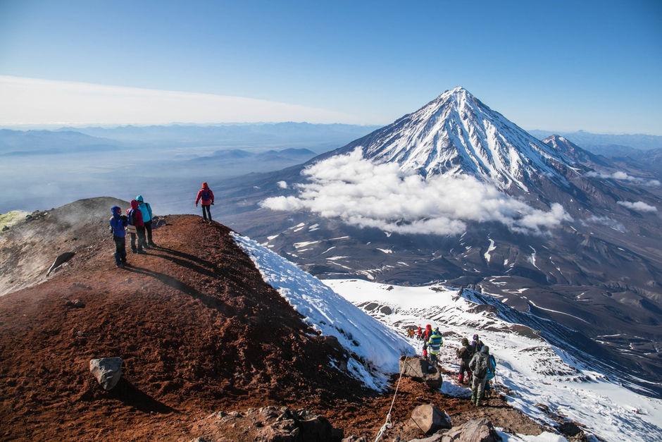 Восхождение на Авачинский вулкан