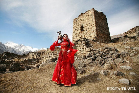 Национальная одежда Дагестана