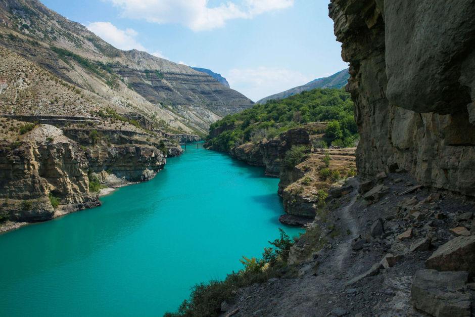 Суланский каньон