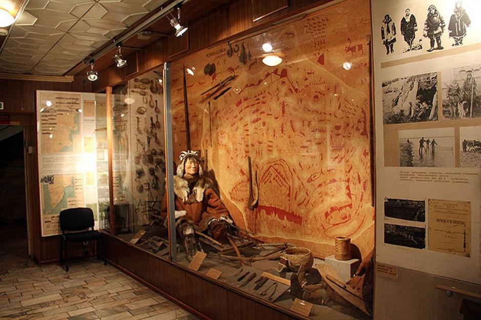 Этнографический музей в Мильково
