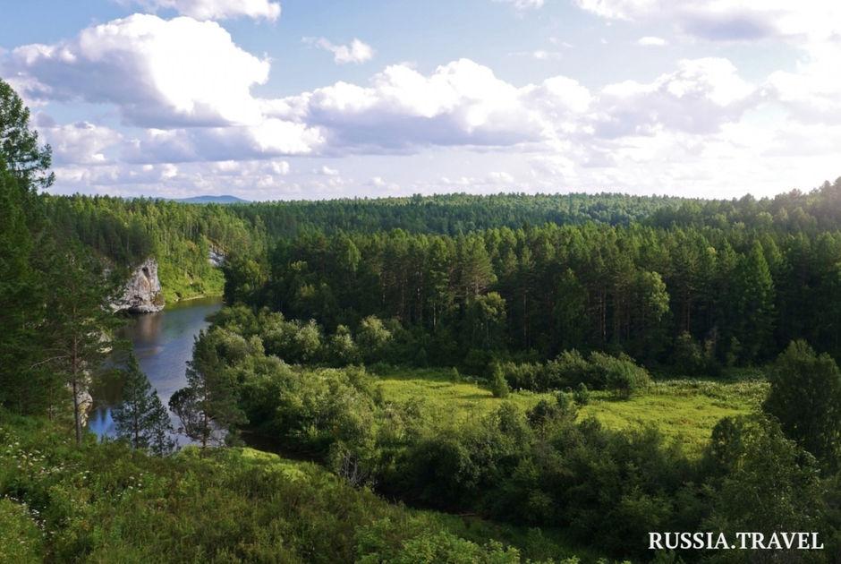 Природный парк«Оленьи Ручьи»