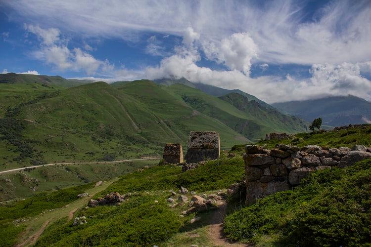 Сторожевые башни Дагестана