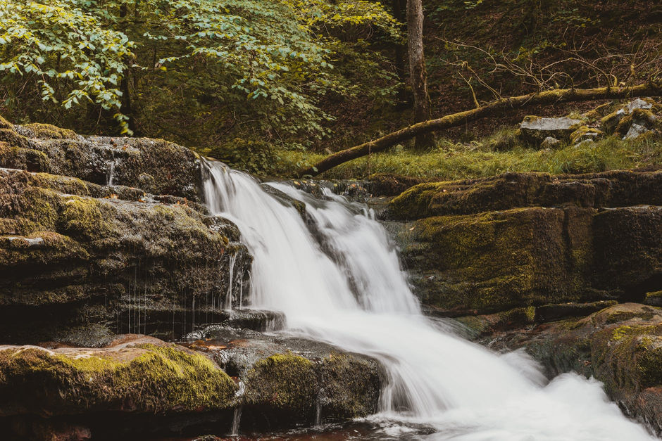Водопад Белые мосты