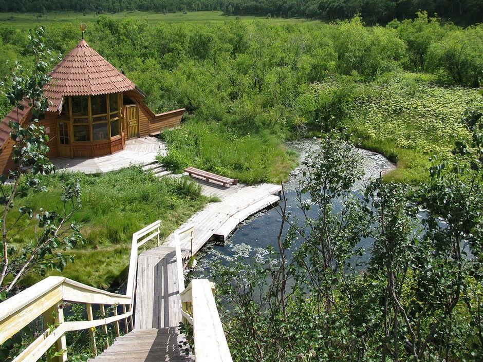 Парк Налычево