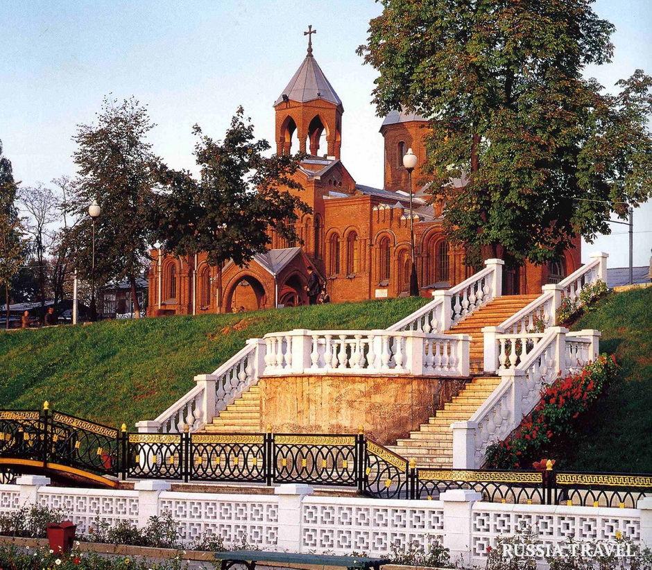церковь Святого Григория Просветителя