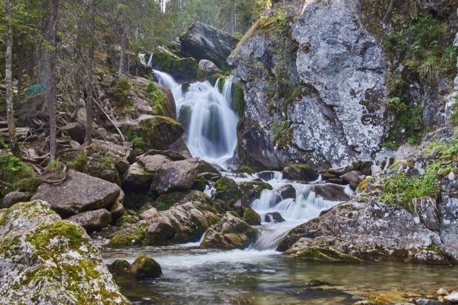 Гилёвский водопад