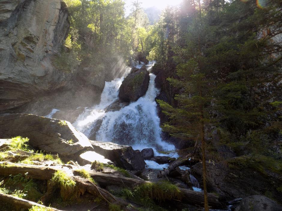 Уларский водопад