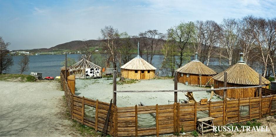 Деревня Танынаут