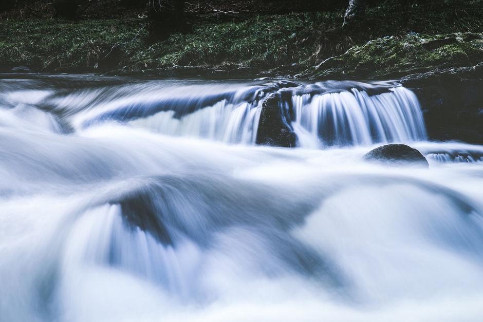 Водопад Воицкий Падун